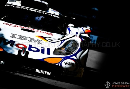 Goodwood FoS 2014 #RacingArt Porsche 911 GT1