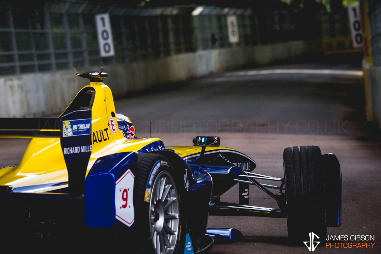 22 Formula E 2016 Battersea James Gibson Photography