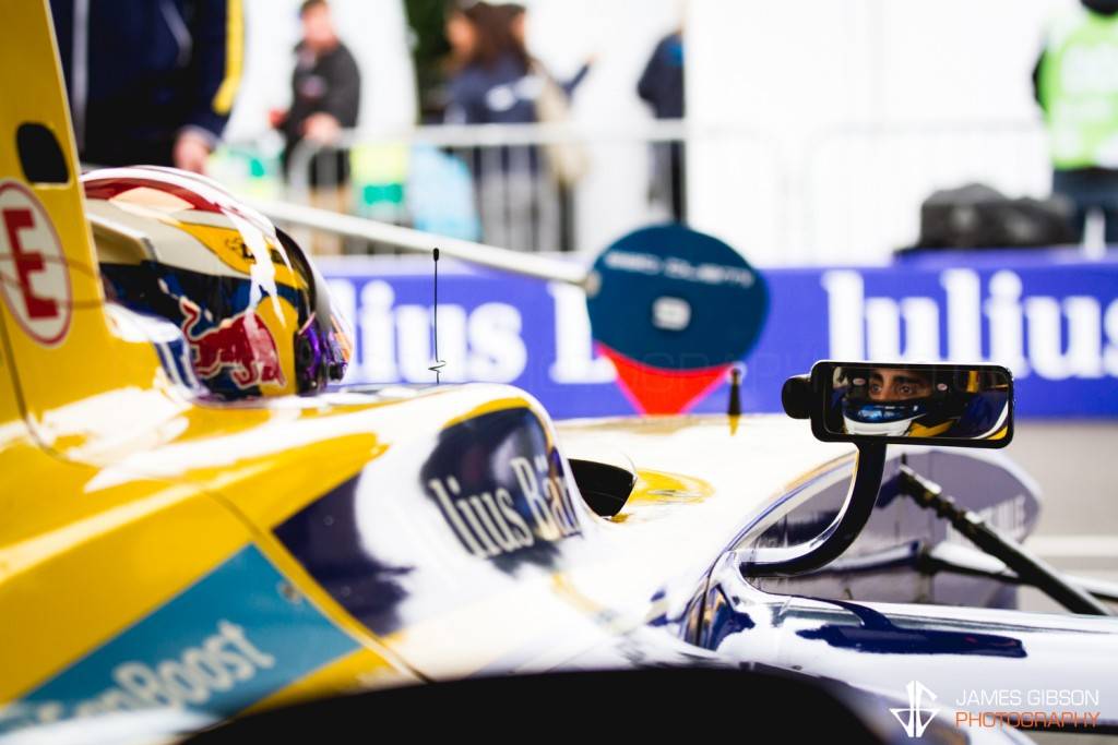 41i Formula E 2016 Battersea James Gibson Photography